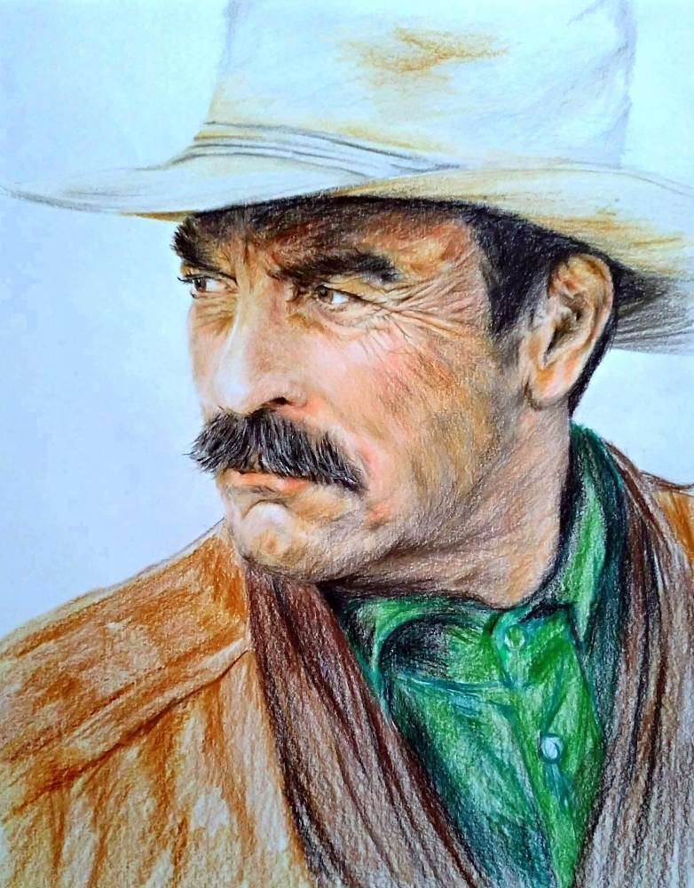 Tom Selleck par linshyhchyang
